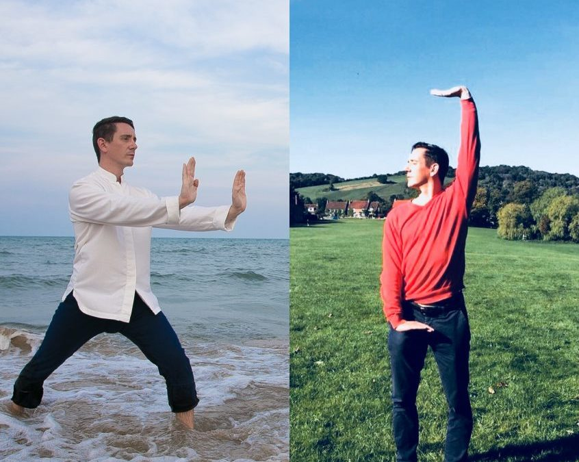 Tai Chi vs Qigong …what's the difference?