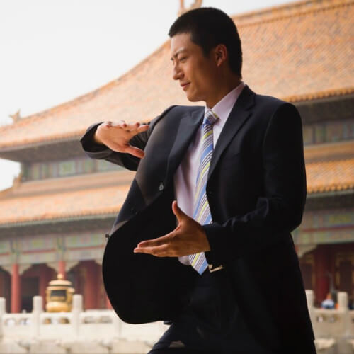 Qi Gong corporate training