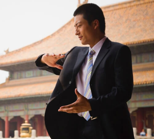 qi gong infinite flow corporate